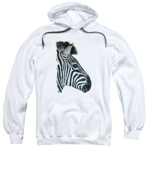 Stripes Sweatshirt by Gary Thomas