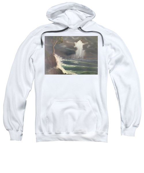 Strong Against The Storm Sweatshirt