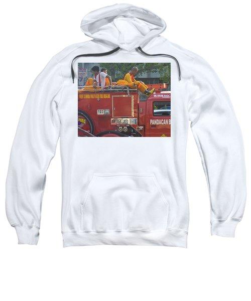Stuck In Traffic Sweatshirt