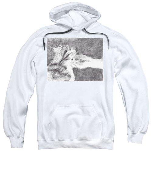 Study For Sweet Spot Sweatshirt