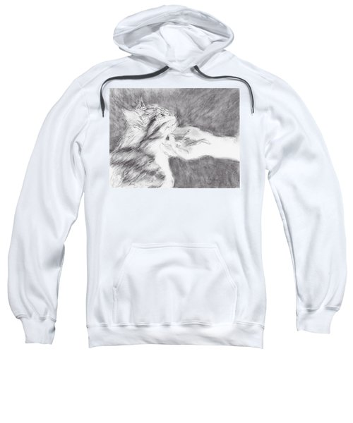 Study For Sweet Spot Sweatshirt