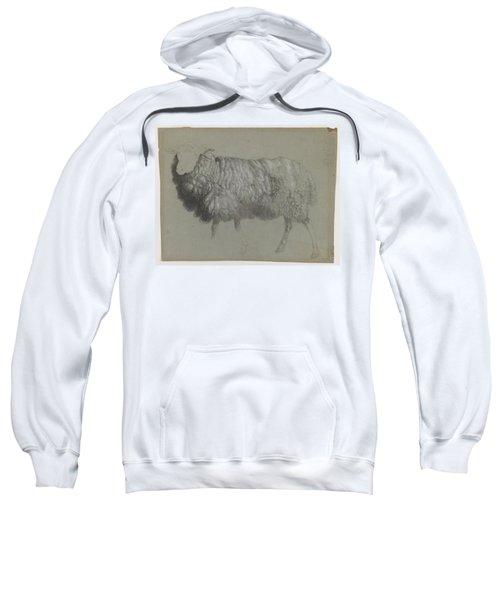 Study Of A Ewe Sweatshirt