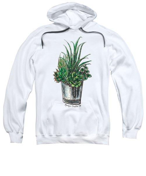 Succulents Sweatshirt