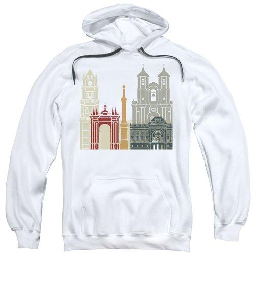 Sucre Skyline Poster Sweatshirt