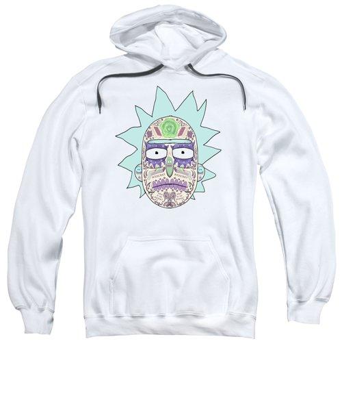 Sugar Skull Rick  Sweatshirt