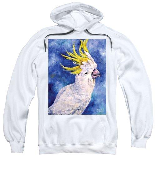 Sulphur-crested Cockatoo Sweatshirt