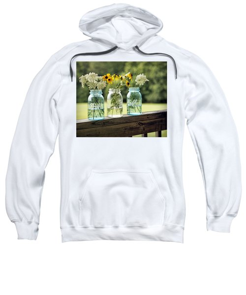 Summer Blooms Sweatshirt