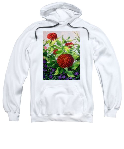 Summer Flowers 3 Sweatshirt