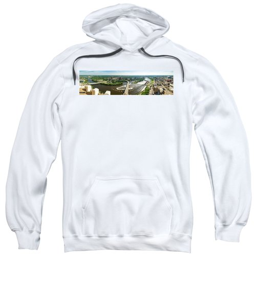 Summer In The Mill City Sweatshirt