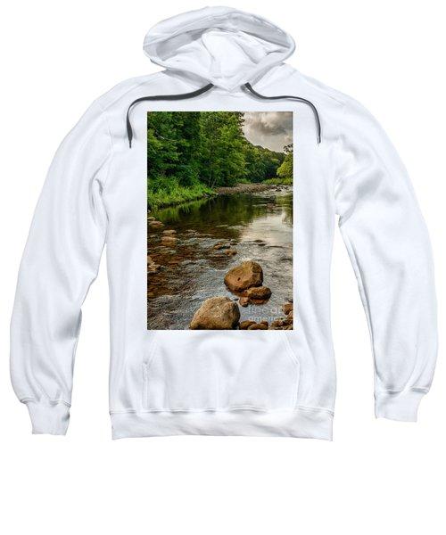Summer Morning Williams River Sweatshirt