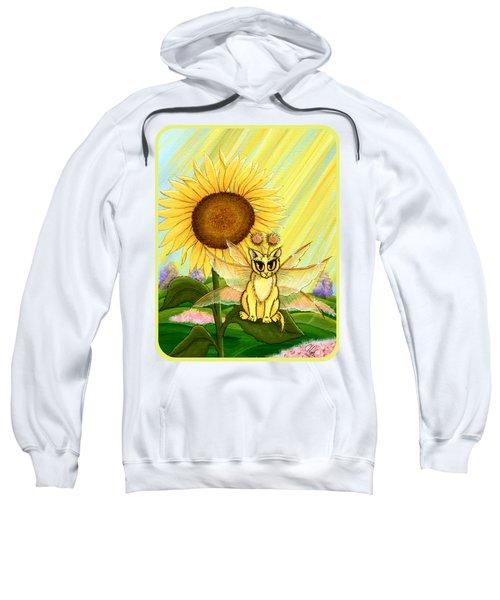 Summer Sunshine Fairy Cat Sweatshirt