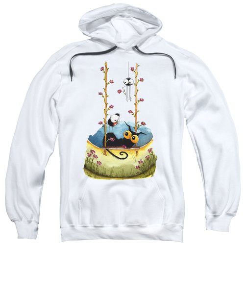 Summer Swing Sweatshirt