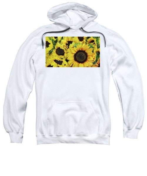 Sunflowers Sweatshirt