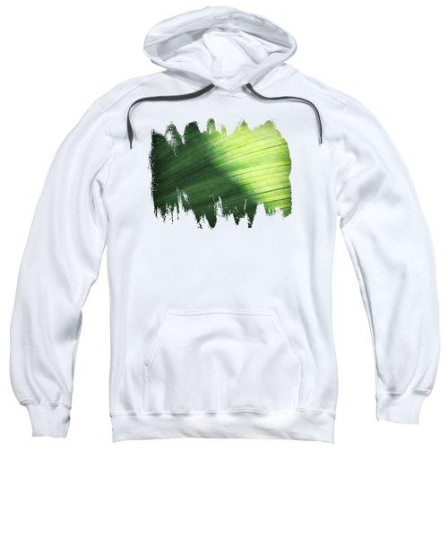 Sunlit Palm Sweatshirt by Anita Faye
