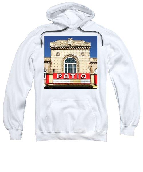 Sunny Patio ...  Sweatshirt