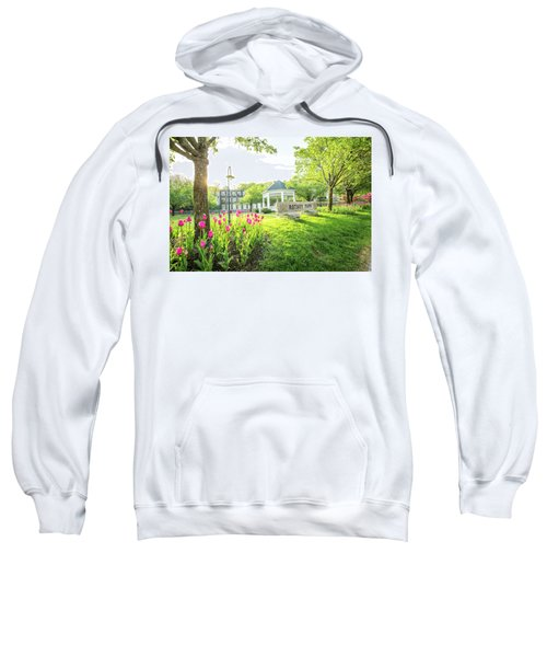 Sunrise At Rotary Park Sweatshirt