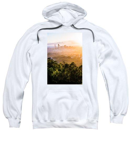Sunrise Over Brisbane Sweatshirt