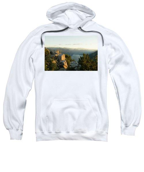 Sunrise Over Lake Garda Sweatshirt