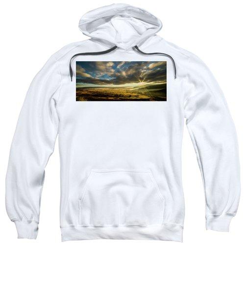 Sunrise Over The Heber Valley Sweatshirt
