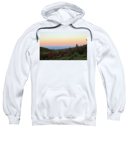 Sunrise Over The Shenandoah Valley Sweatshirt