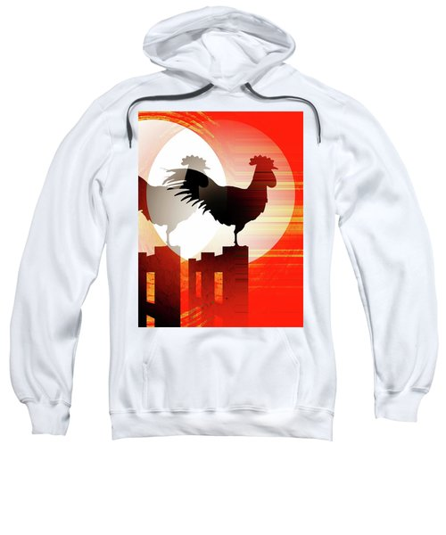 Sunrise Reflection Sweatshirt