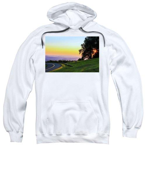 Sunrise Waves Sweatshirt