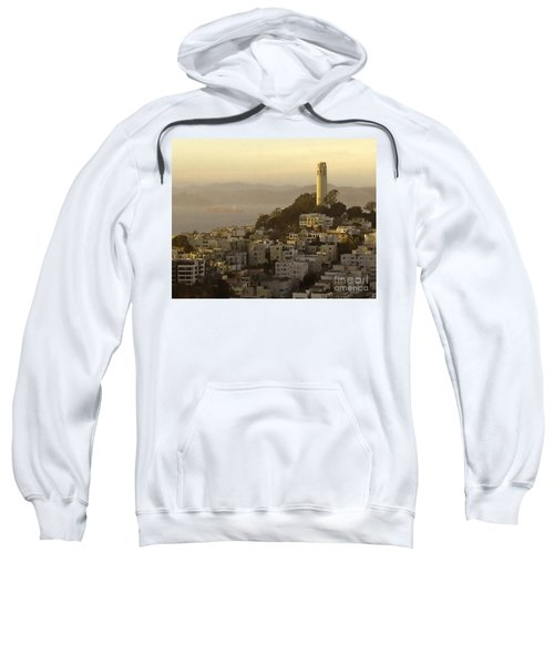 Sunset Over The Water Sweatshirt