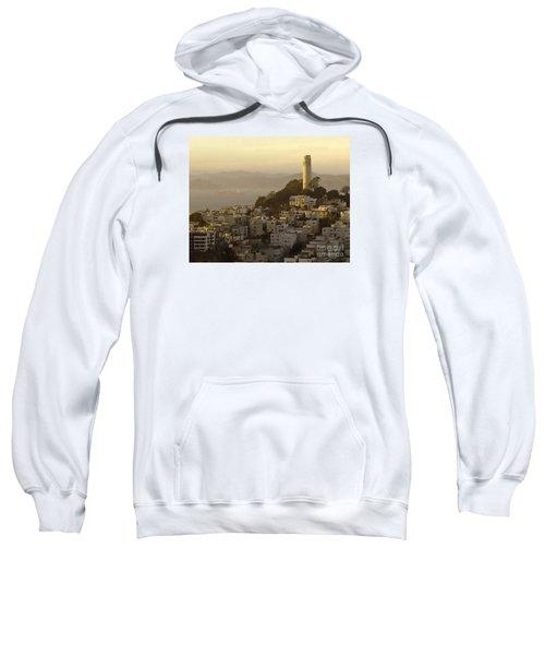Sunset Over The Water Sweatshirt