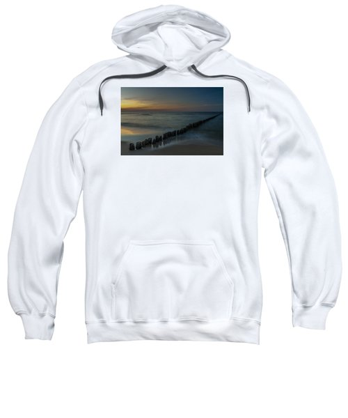 Sunset Zen Mood Seascape Sweatshirt