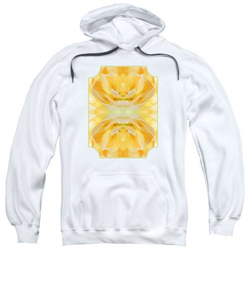Sunshine Mosaic -  Vertical Sweatshirt