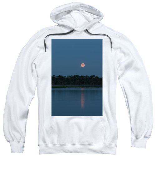 Supermoon Dawn 2013 #2 Sweatshirt