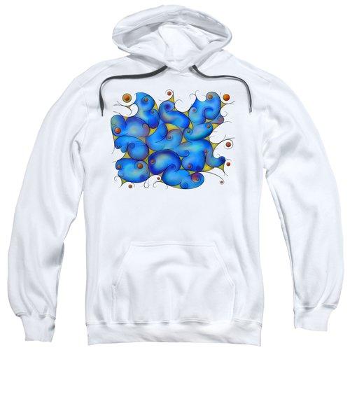Supliussa - Milky Way Sweatshirt