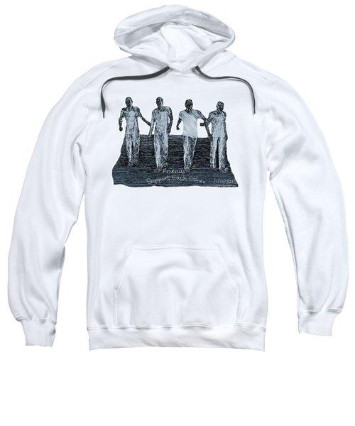 Support Each Other Sweatshirt
