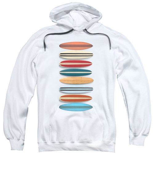 Surf Boards Tee And Phone Case Sweatshirt