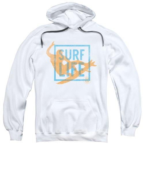 Surf Life 1 Sweatshirt by SoCal Brand