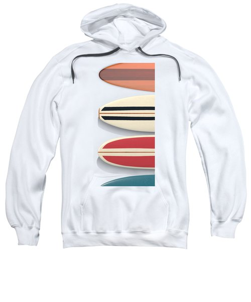 Surfboards Cell Phone Case Sweatshirt