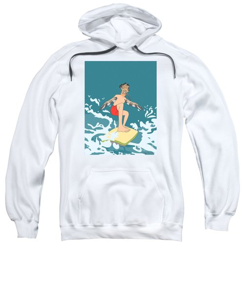 Surferbird Sweatshirt
