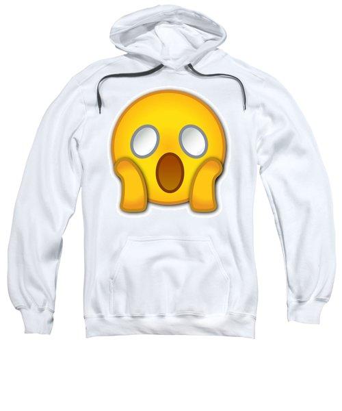 Surpriesd Smiley Sweatshirt