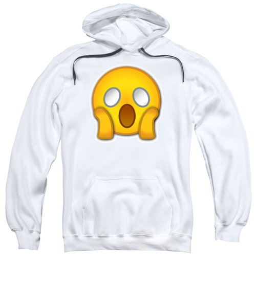 Surpriesd Smiley Sweatshirt