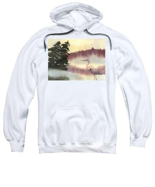 Surveyor Of The Morning Sweatshirt