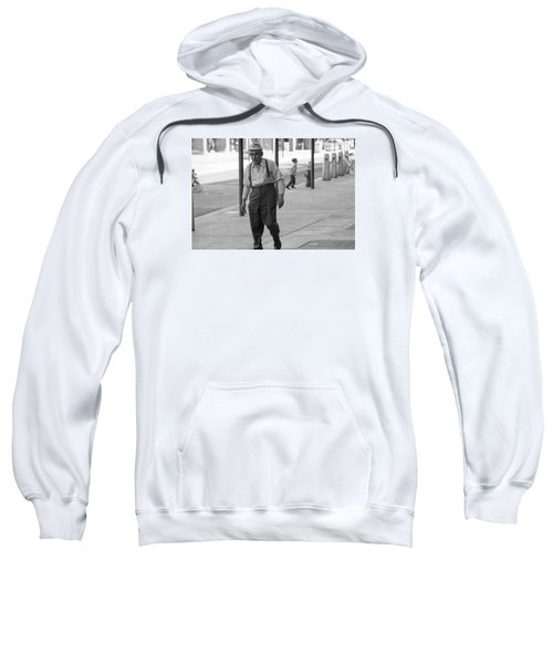 Suspenders Sweatshirt