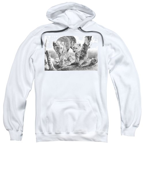 Suspicious Minds Sweatshirt