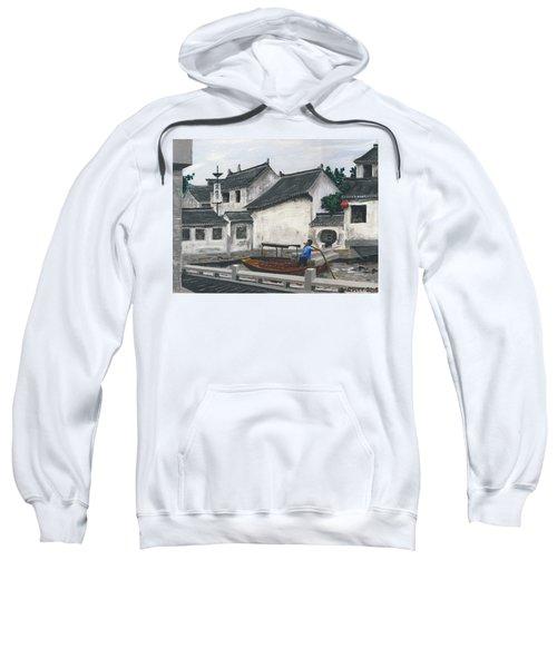Suzhou Boatman Sweatshirt