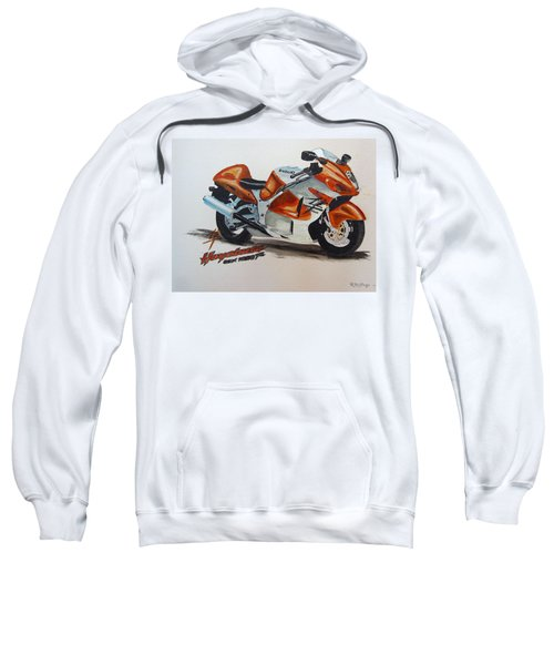 Suzuki Hayabusa Sweatshirt