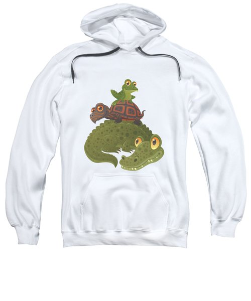 Swamp Squad Sweatshirt