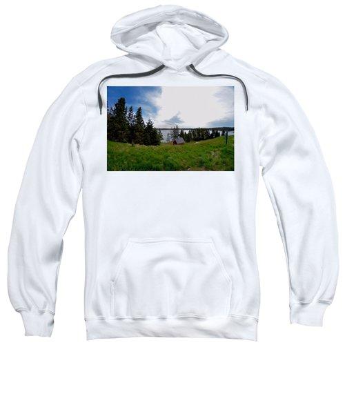 Swans Island Bay Sweatshirt
