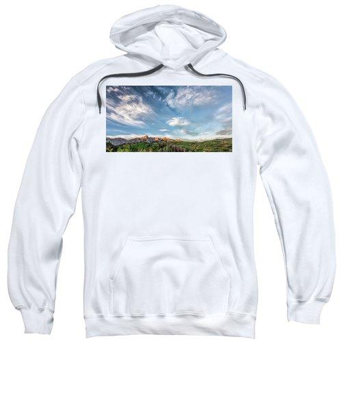 Sweeping Clouds Sweatshirt