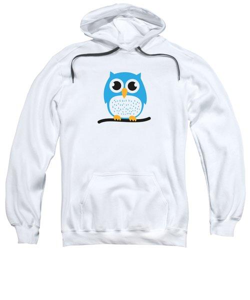 Sweet And Cute Owl Sweatshirt