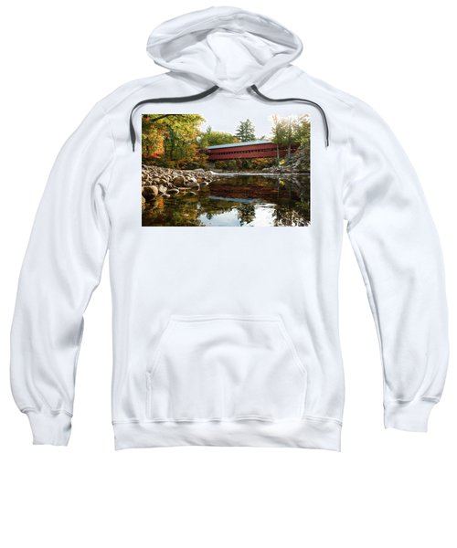 Swift River Covered Bridge Sweatshirt
