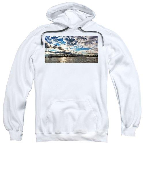 Swing Bridge Drama Sweatshirt